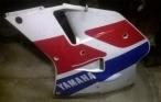Verkleidungsseitenteil Yamaha FZR1000, 3 LE links gebraucht.